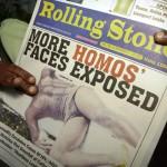 LGBT in Afrika glauben wohl noch an den Samichlous