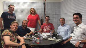 Gesprächsrunde zum Thema 'LGBT & Arbeitswelt'